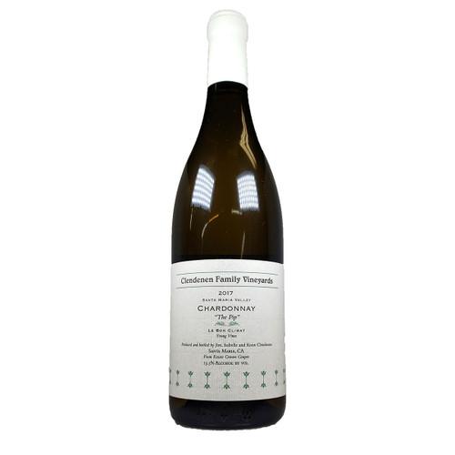 Clendenen Family Vineyards 2017 The Pip Chardonnay