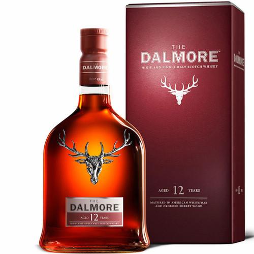 The Dalmore 12 Year Highland Single Malt Scotch