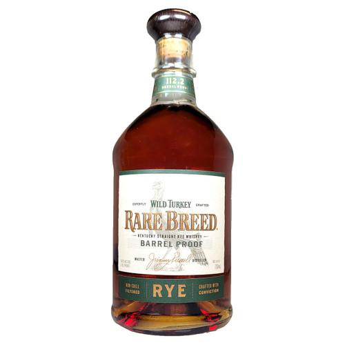 Wild Turkey Rare Breed Cask Strength Rye Whiskey