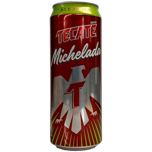 Tecate Michelada 24OZ Can
