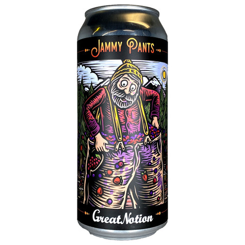Great Notion Brewing Jammy Pants Tart Ale 16oz Can