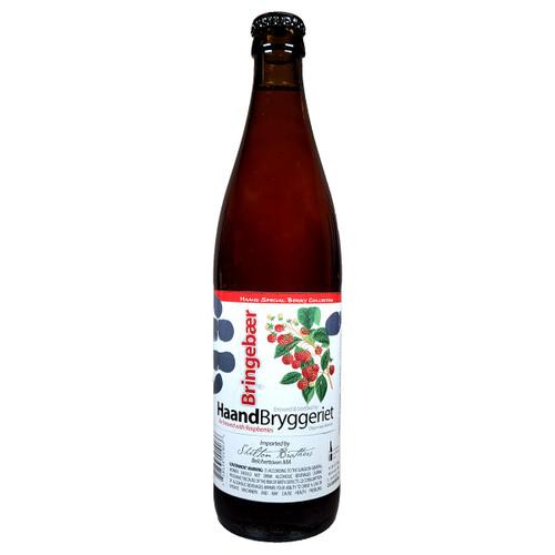 Haandbryggeriet Bringebær Fruit Beer