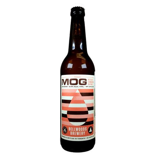 Bellwoods MOG Peach Wild Ale