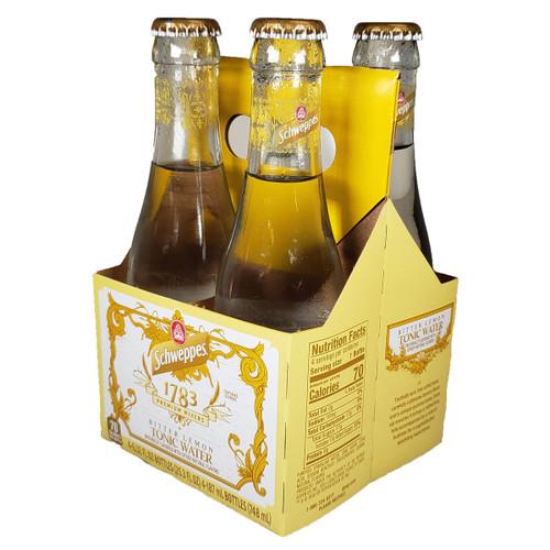 Schweppes Bitter Lemon 4-Pack