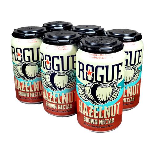 Rogue Hazelnut Brown Nectar 6-Pack Can