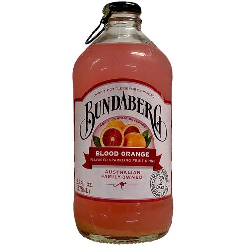 Bundaberg Blood Orange Soda 4-Pack
