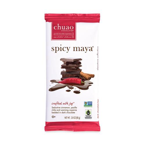 Chuao Spicy Maya Mini 0.39OZ Chocolate