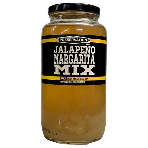 Preservation Jalapeno Margarita Mix