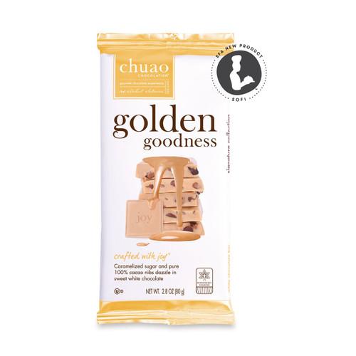 Chuao Chocolatier Golden Goodness 2.8oz