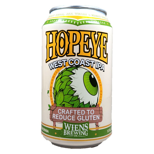 Wiens Hopeye West Coast IPA Can
