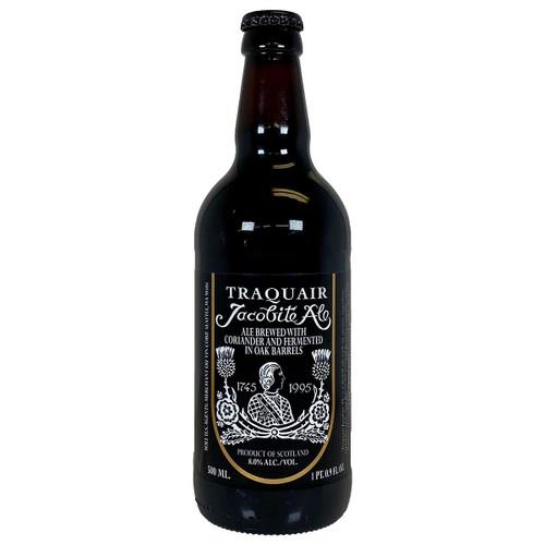 Traquair Jacobite Scottish Ale