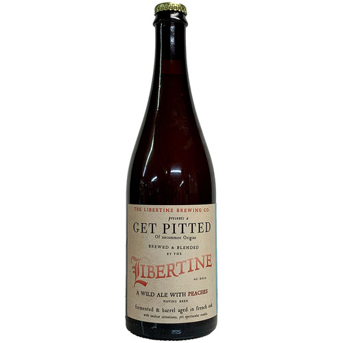 Libertine Get Pitted Wild Ale