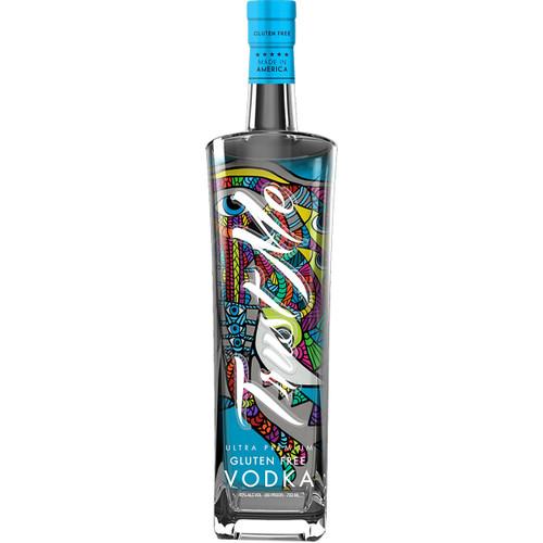 Trust Me Gluten Free Vodka Artist Series Lina Castle