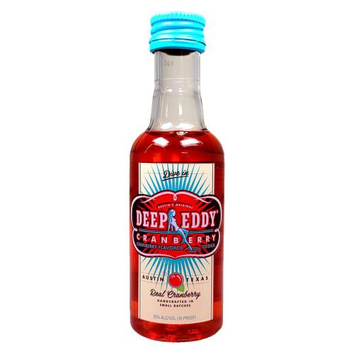 Deep Eddy Cranberry Vodka 50ML