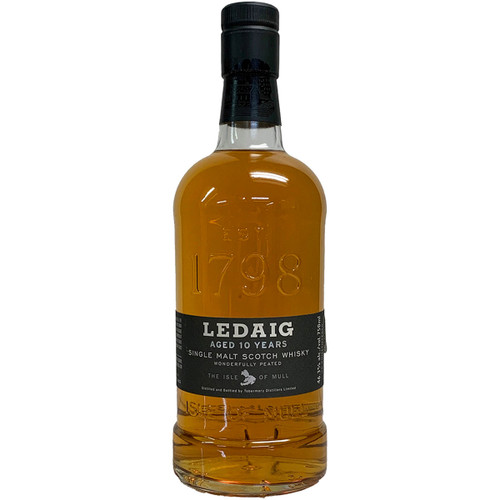 Ledaig 10 Year Single Malt Scotch Whisky