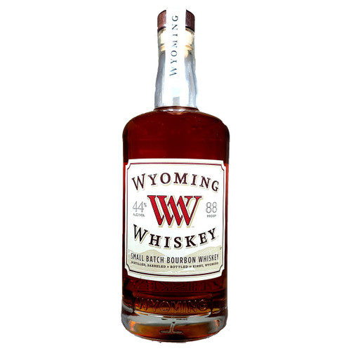 Wyoming Small Batch Whiskey
