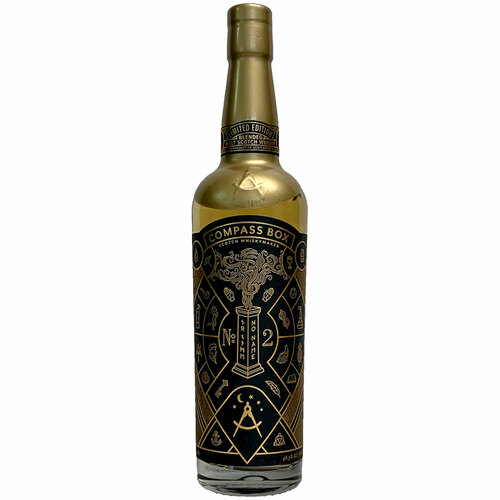 Compass Box No Name #2 Blended Scotch Whisky