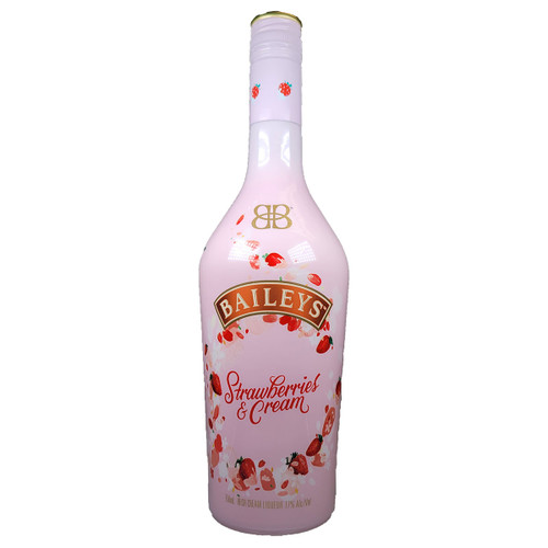 Baileys Strawberries & Cream Limited Edition Irish Cream Liqueur