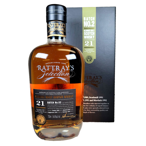 A.D. Rattray Special Selection 21
