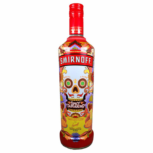 Smirnoff Spicy Tamarind Flavored Vodka