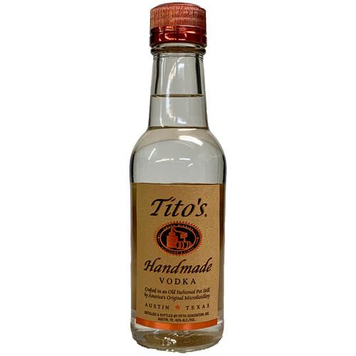Tito's Small Batch Vodka 200ML