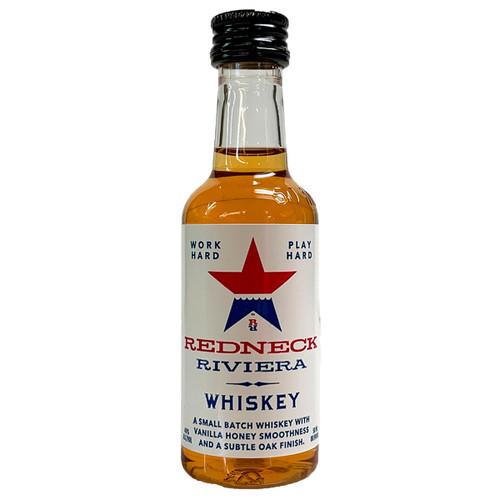 Redneck Riviera Whiskey Small Batch Whiskey 50ML