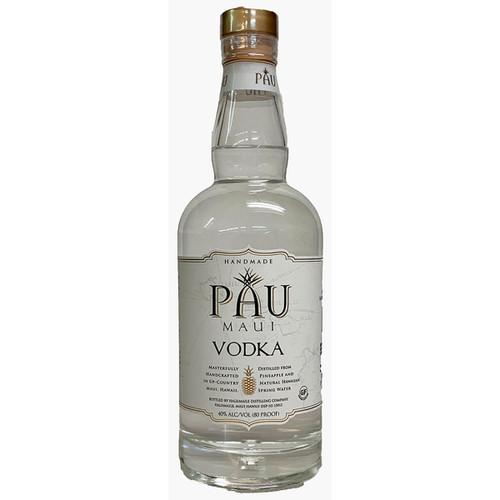 Pau Maui Handcrafted Vodka