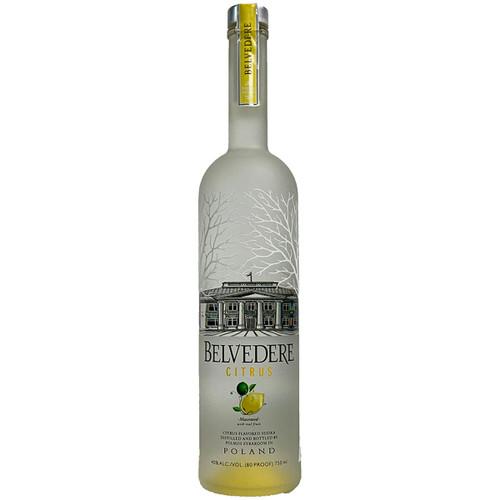 Belvedere Citrus Flavored Vodka