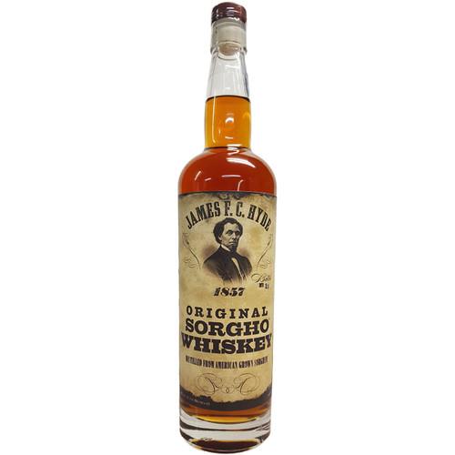 James F C Hyde Sorgho Whiskey