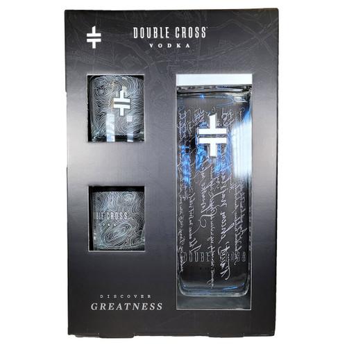Double Cross Vodka Gift Pack