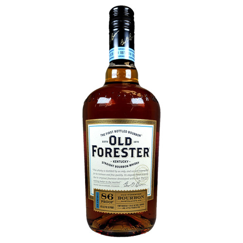 Old Forester Straight Bourbon 86 Proof
