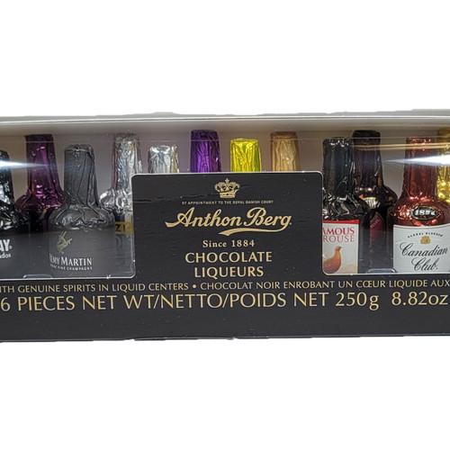 Anthon Berg 16-Piece Chocolate Liquor Set