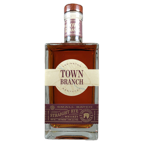 Alltech Town Branch Rye Kentucky Straight Whiskey