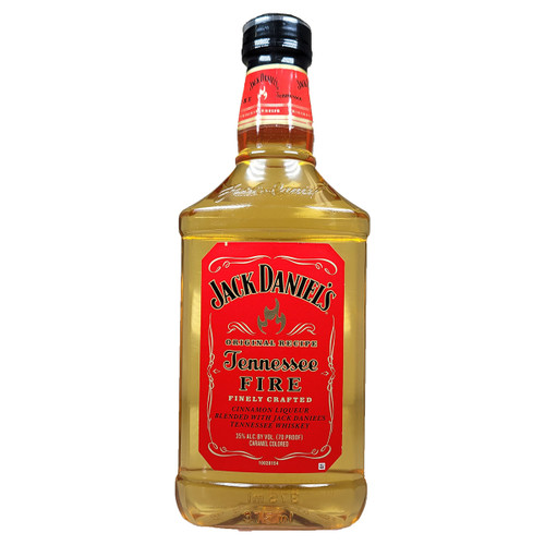 Jack Daniel's Tennessee Fire Cinnamon Whiskey 375ML