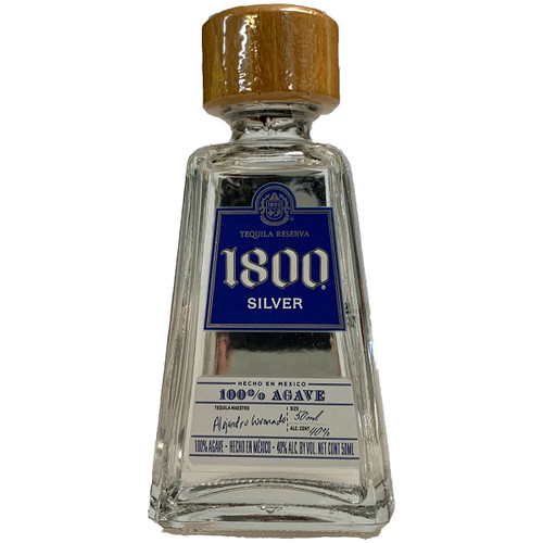 1800 Tequila Silver 50ML