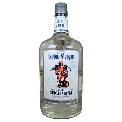 Captain Morgan Silver Rum 1.75L