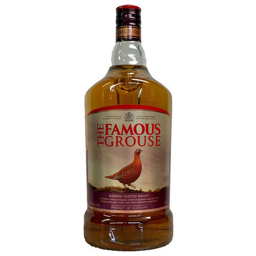 The Famous Grouse Blended Scotch Whisky 1.75L