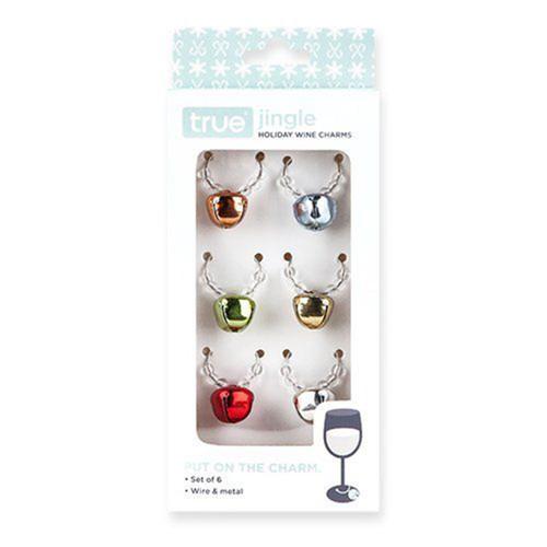 Jingle Wine Charms