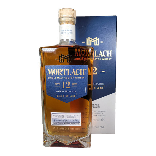 Mortlach 12 Year Single Malt Scotch