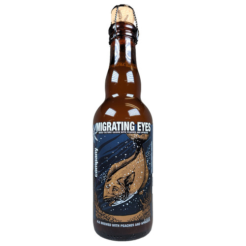 Anchorage Migrating Eyes Farmhouse Ale