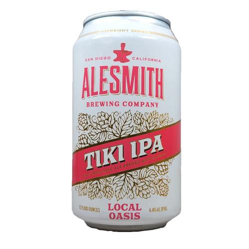 AleSmith Local Oasis Tiki IPA Can