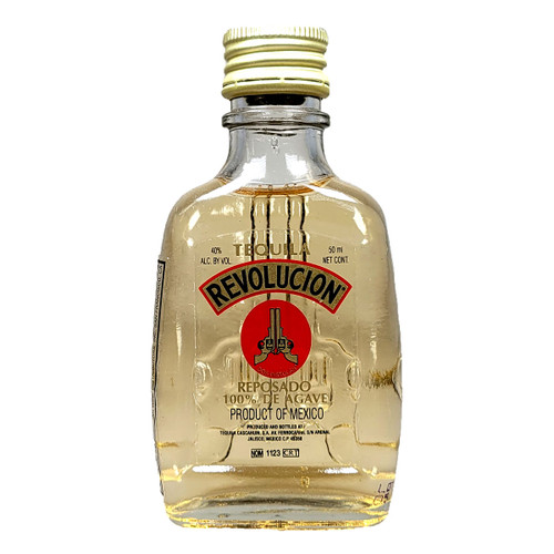 Revolucion Tequila Reposado 50ML