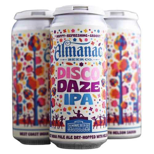 Almanac Disco Daze IPA Can