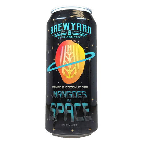 Brewyard Mangoes in Space Double IPA 4-Pack Can