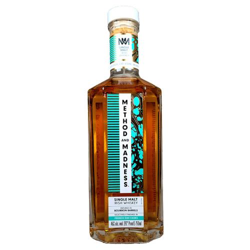 Method & Madness French Oak Cask Finished Single Grain Irish Whiskey