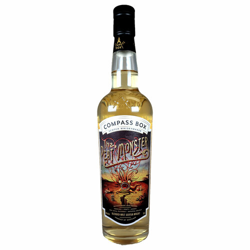 Compass Box The Peat Monster Blended Malt Scotch Whisky