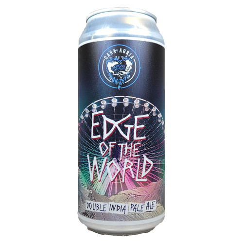 Casa Agria Edge Of The World Double IPA Can
