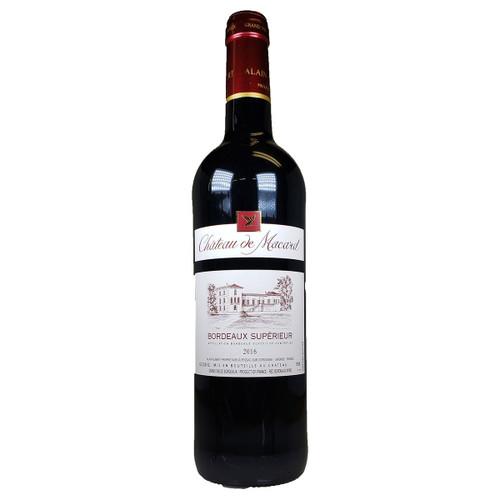 Chateau de Macard 2016 Bordeaux Superior