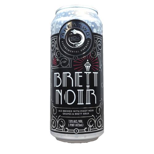 Area Two Brett Noir Can