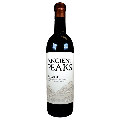 Ancient Peaks 2018 Zinfandel